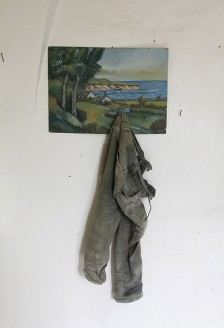 einat arif galanti-painting and pants